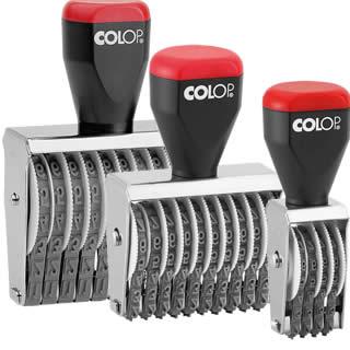 carimbo numerador manual facilita as tarefas de marcação