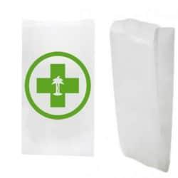 Sacos de papel kraft branco