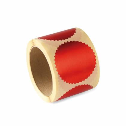etiqueta-selo-branco-vermelho