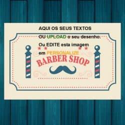 Cartão de visita Barbeiro