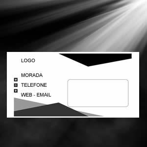 Como fazer um envelope fácil e rápido