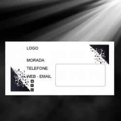 Fazer um envelope online