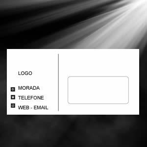 Envelopes baratos