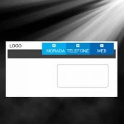 Crie Online envelopes com logotipo