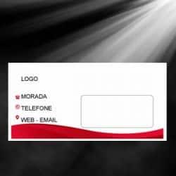 Envelopes personalizados online