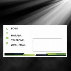 Imprimir envelopes com logotipo