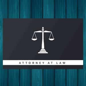 cartão de visita advogado-verso