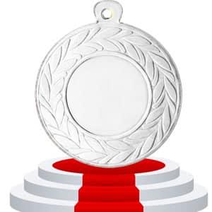 Medalhas para comprar-prata