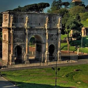 arco triunfo romano