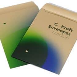 envelopes c5 impressos a preto
